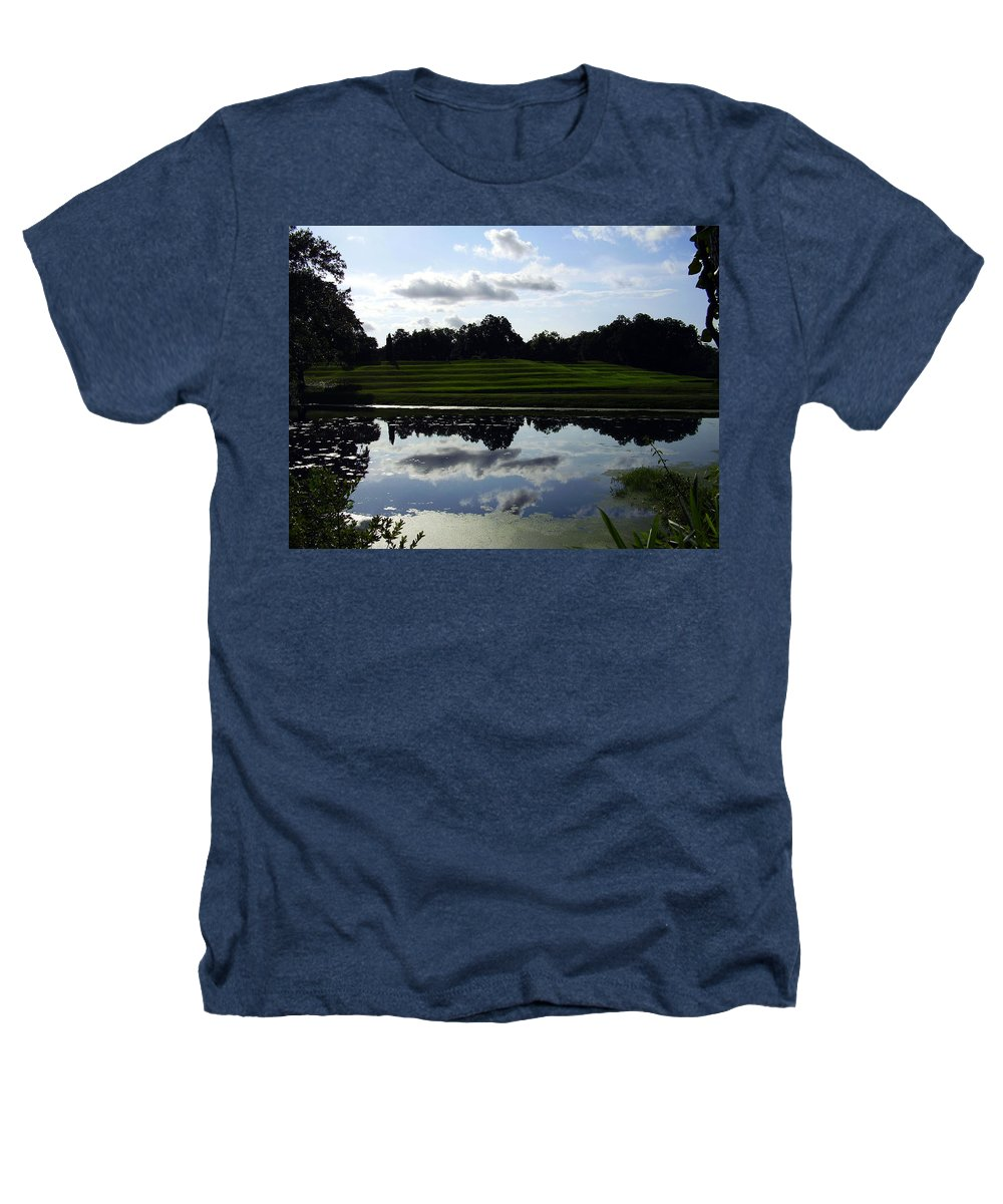 Middleton Place Heathers T-Shirt featuring the photograph Middleton Place II by Flavia Westerwelle