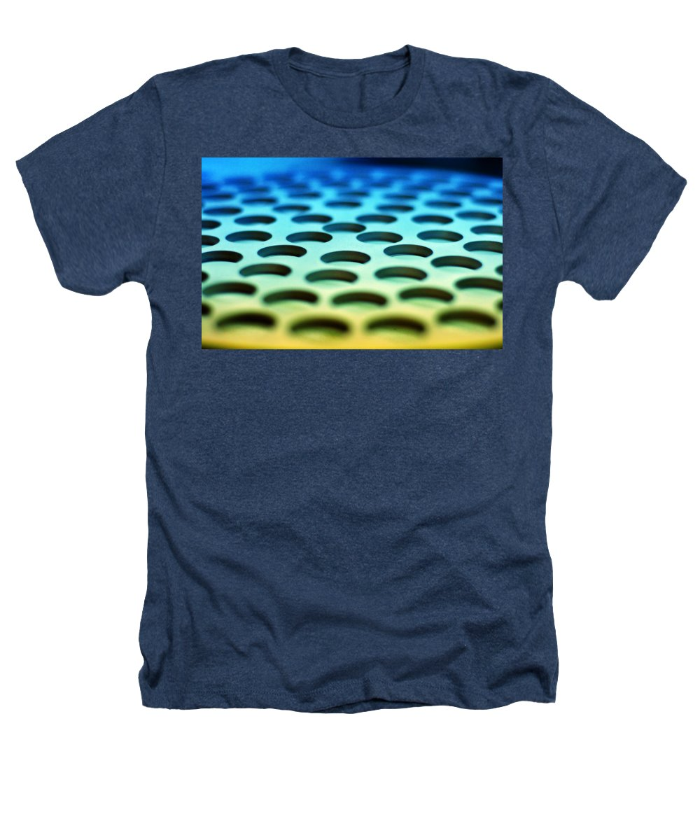 Industrial Heathers T-Shirt featuring the photograph Mothership by Skip Hunt