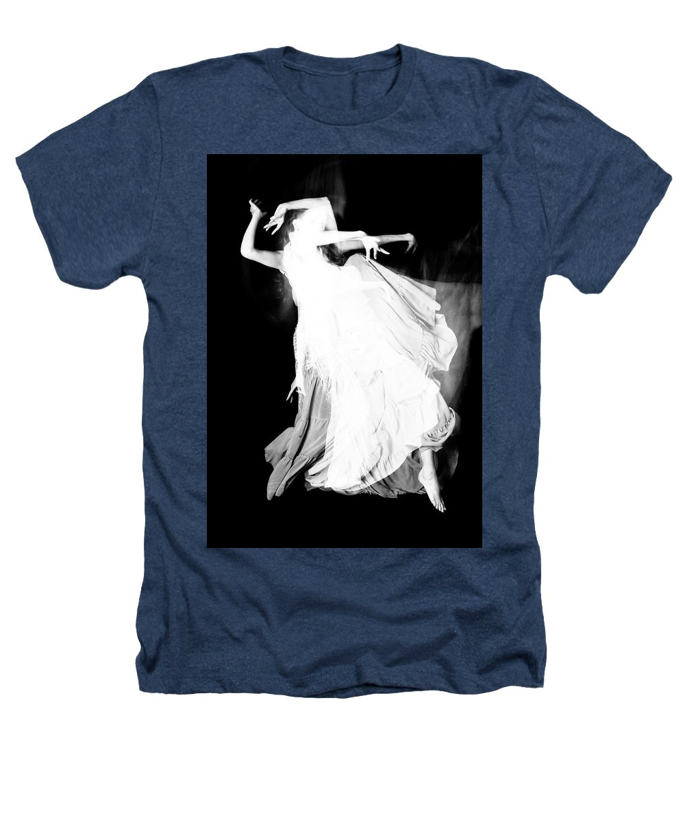 Dance Heathers T-Shirt featuring the photograph Movement by Scott Sawyer