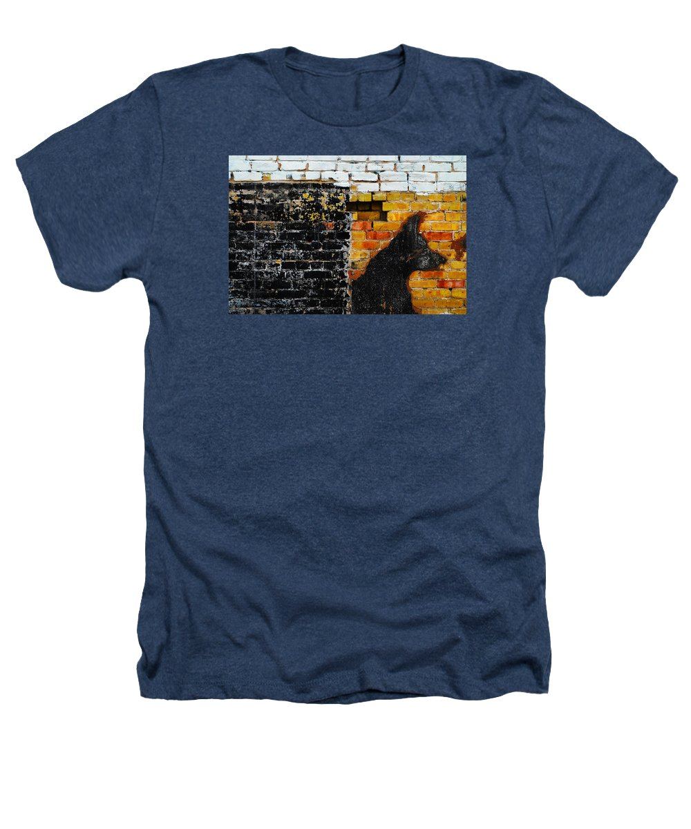 Skip Hunt Heathers T-Shirt featuring the photograph Omen by Skip Hunt