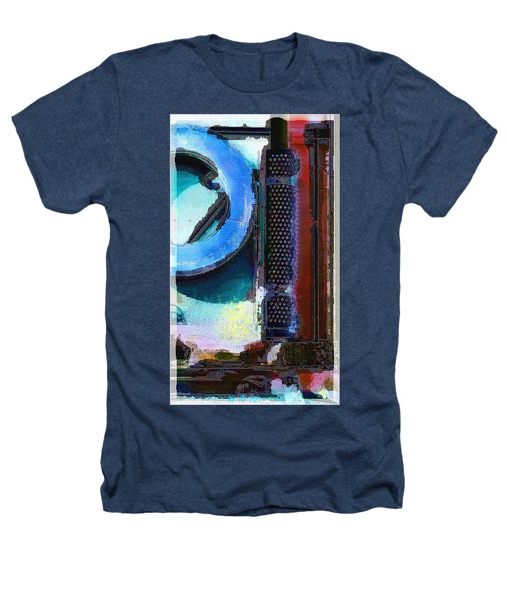 Abstract Heathers T-Shirt featuring the photograph panel one from Centrifuge by Steve Karol