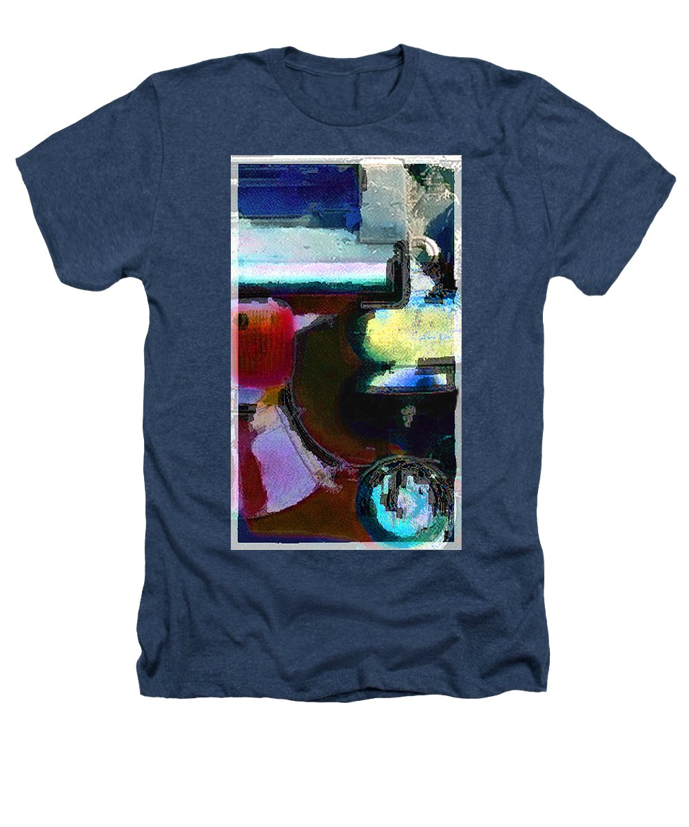 Abstract Heathers T-Shirt featuring the photograph panel two from Centrifuge by Steve Karol