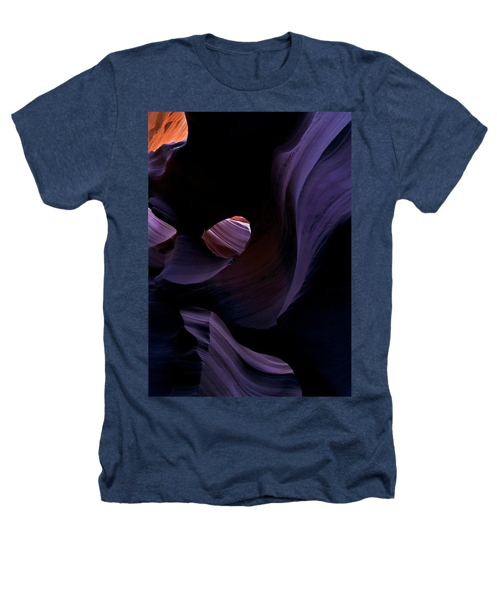 Desert Heathers T-Shirt featuring the photograph Portal by Mike Dawson
