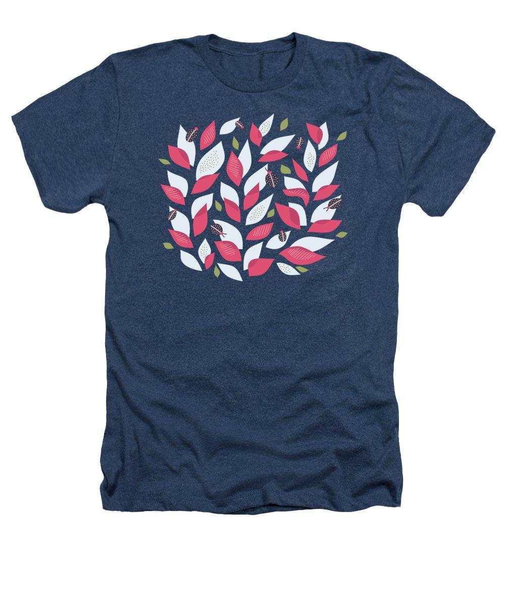 Ladybug Heathers T-Shirts