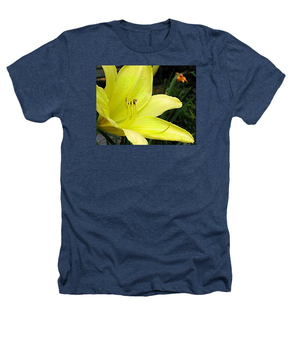 Fine Art Photography Heathers T-Shirt featuring the photograph Pure Sunshine by Patricia Griffin Brett