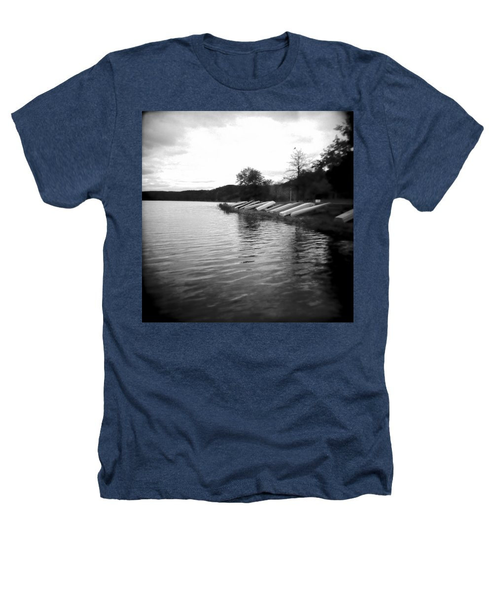 Photograph Heathers T-Shirt featuring the photograph Ready And Waiting by Jean Macaluso