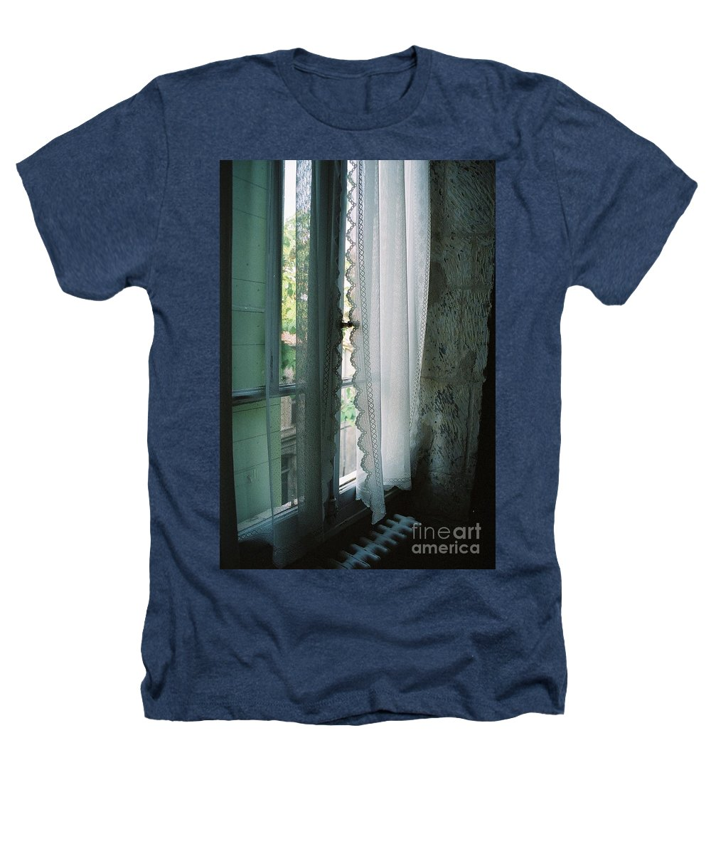 Arles Heathers T-Shirt featuring the photograph Rest by Nadine Rippelmeyer