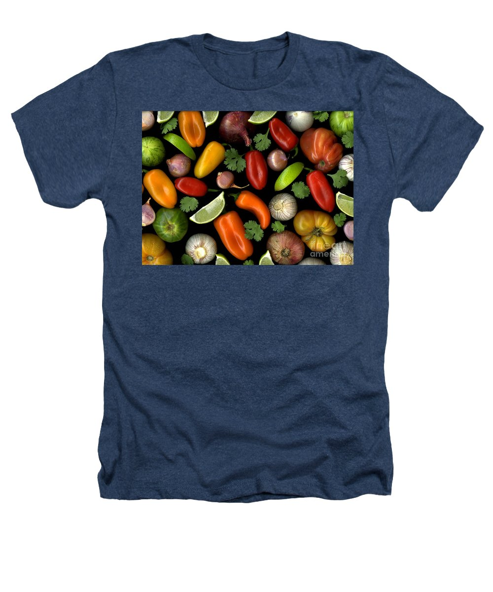 Culinary Heathers T-Shirt featuring the photograph Salsa by Christian Slanec