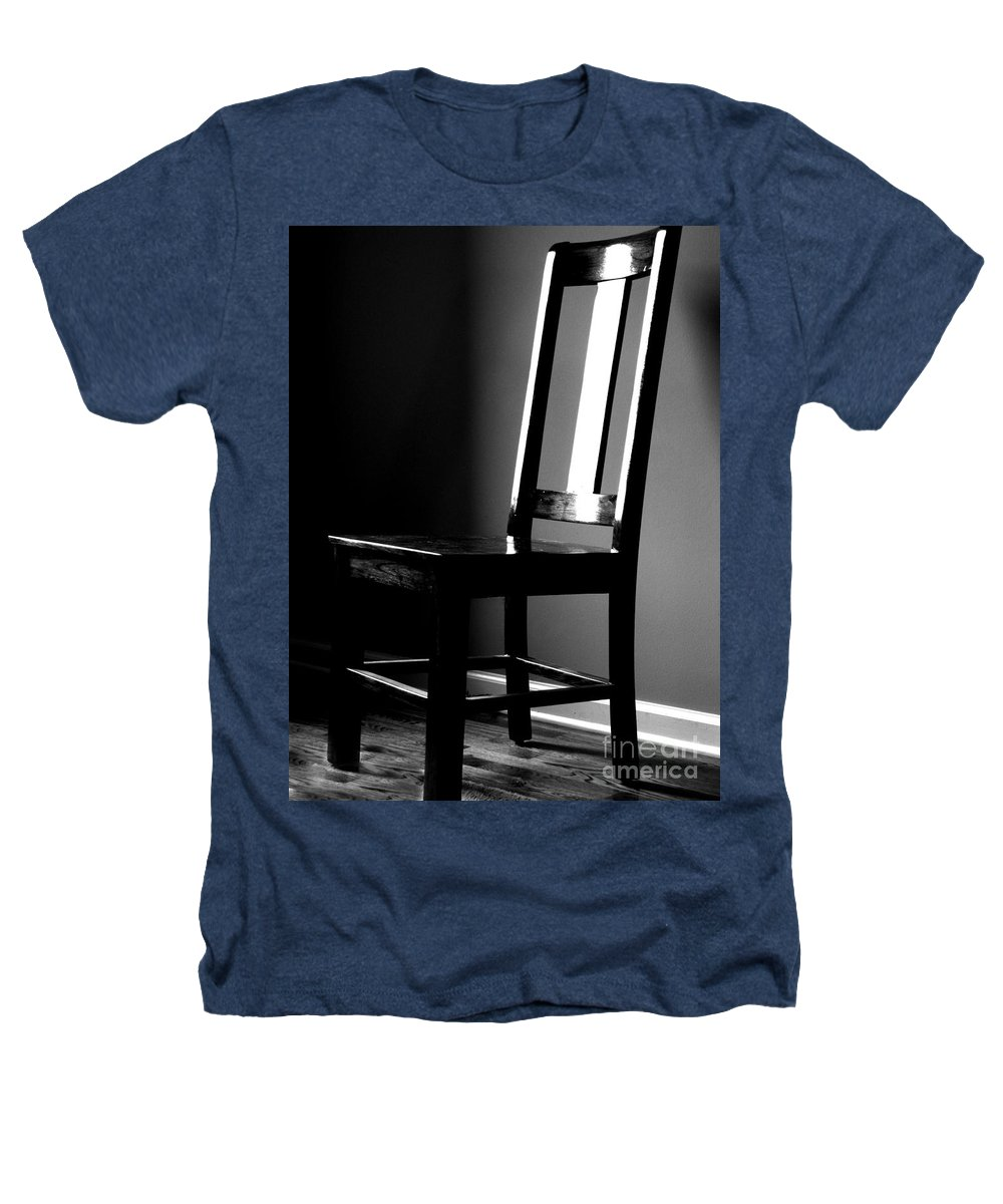 Stillness Heathers T-Shirt featuring the photograph Still by Amanda Barcon
