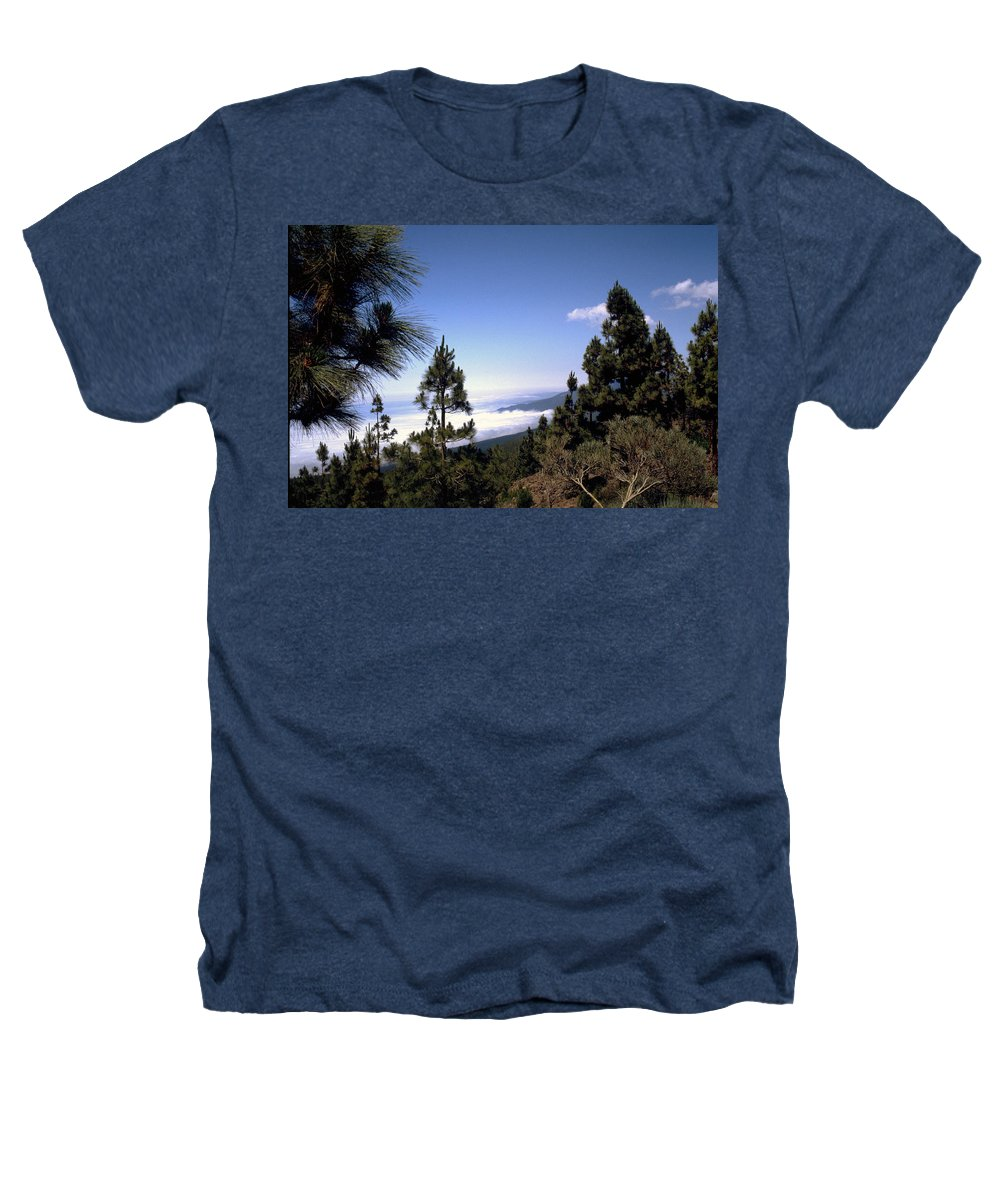 Tenerife Heathers T-Shirt featuring the photograph Tenerife by Flavia Westerwelle
