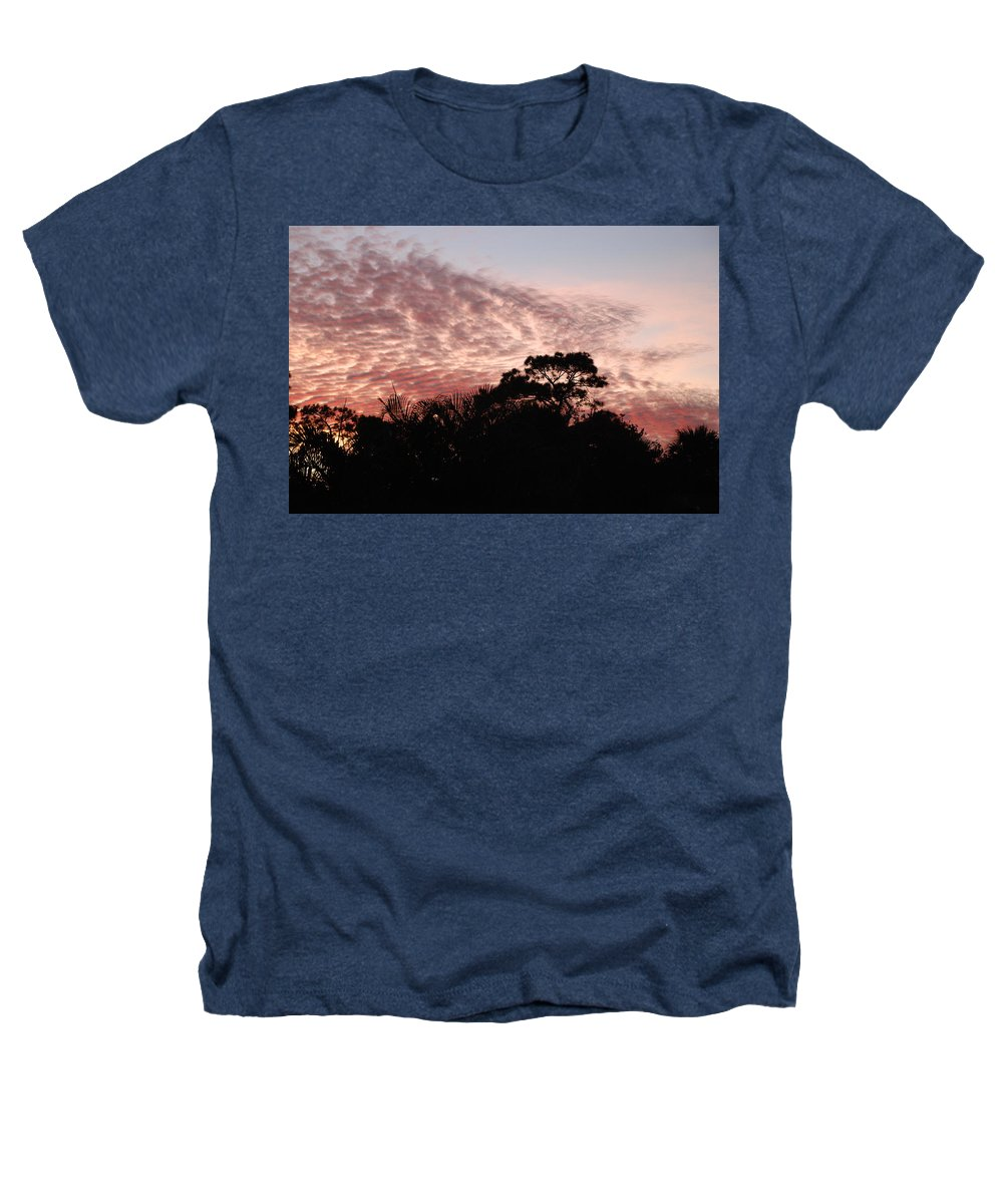 Sky Heathers T-Shirt featuring the photograph Thanksgiving Sky by Rob Hans