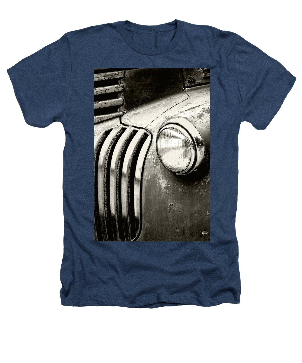 Cars Heathers T-Shirt featuring the photograph Time Traveler by Holly Kempe