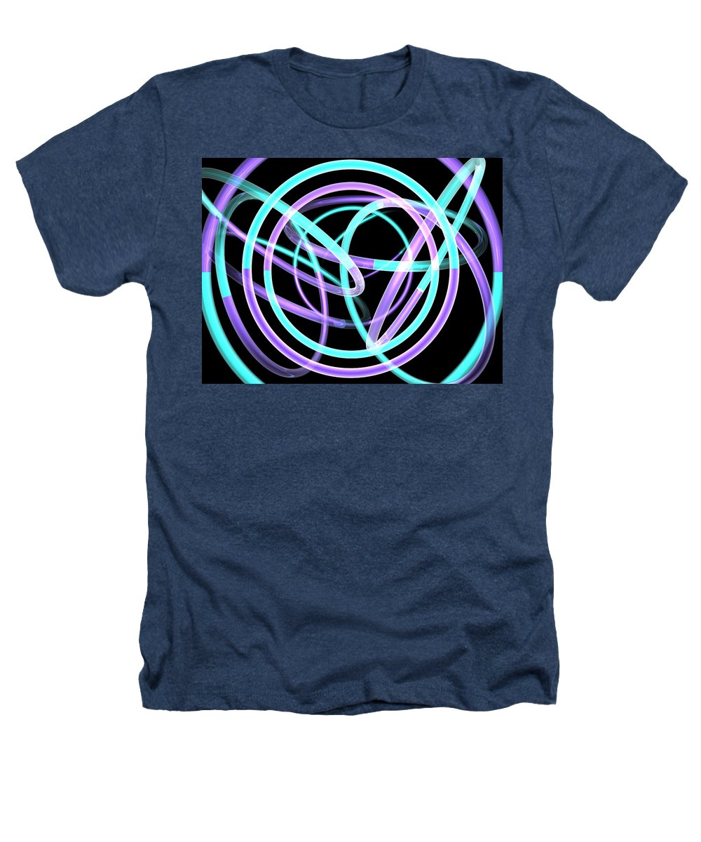 Scott Piers Heathers T-Shirt featuring the painting Trance by Scott Piers