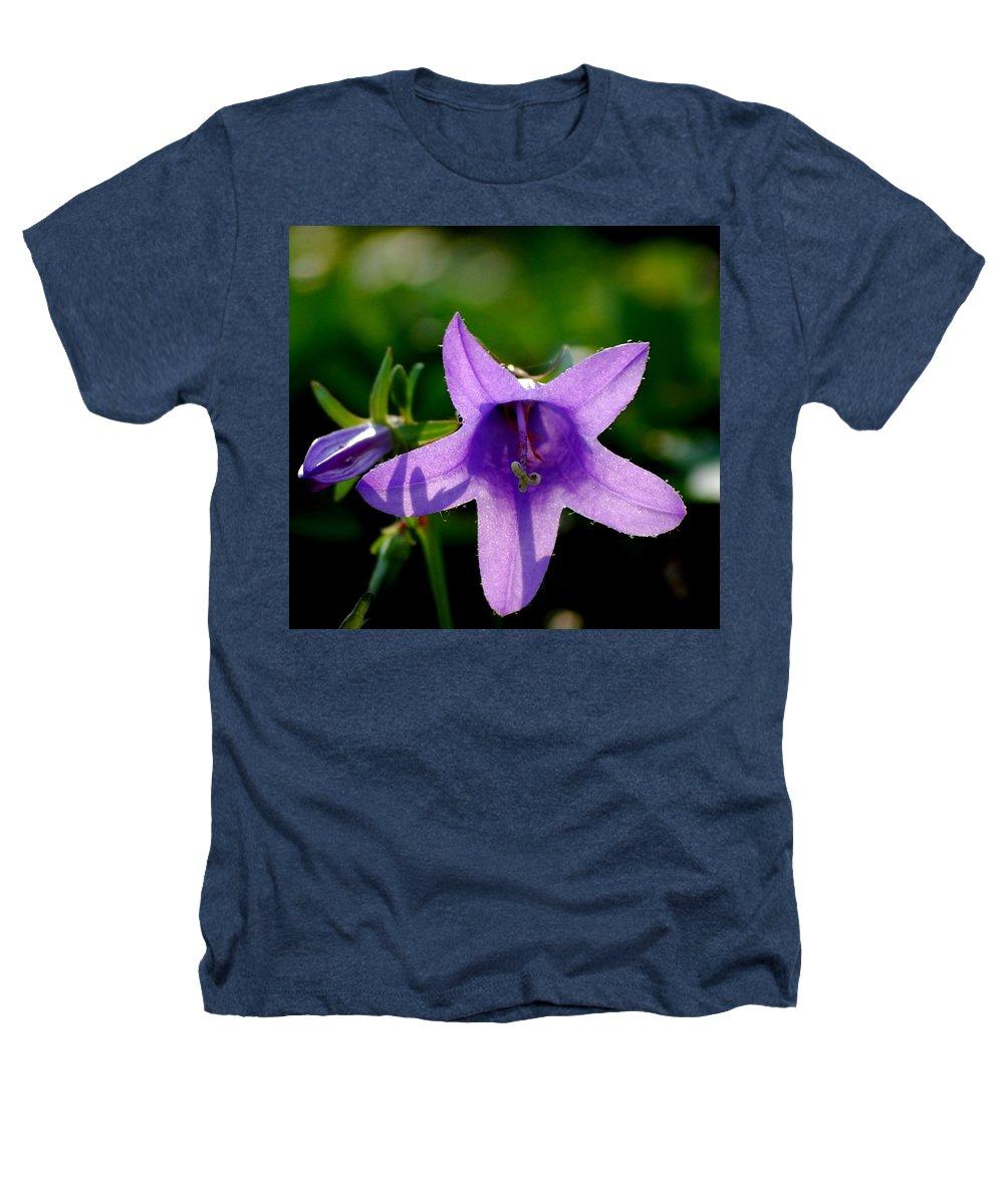 Digital Photography Heathers T-Shirt featuring the digital art Translucent by David Lane