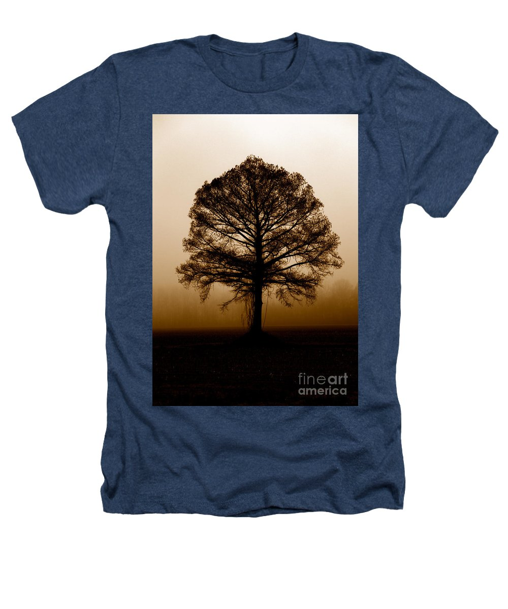 Trees Heathers T-Shirt featuring the photograph Tree by Amanda Barcon