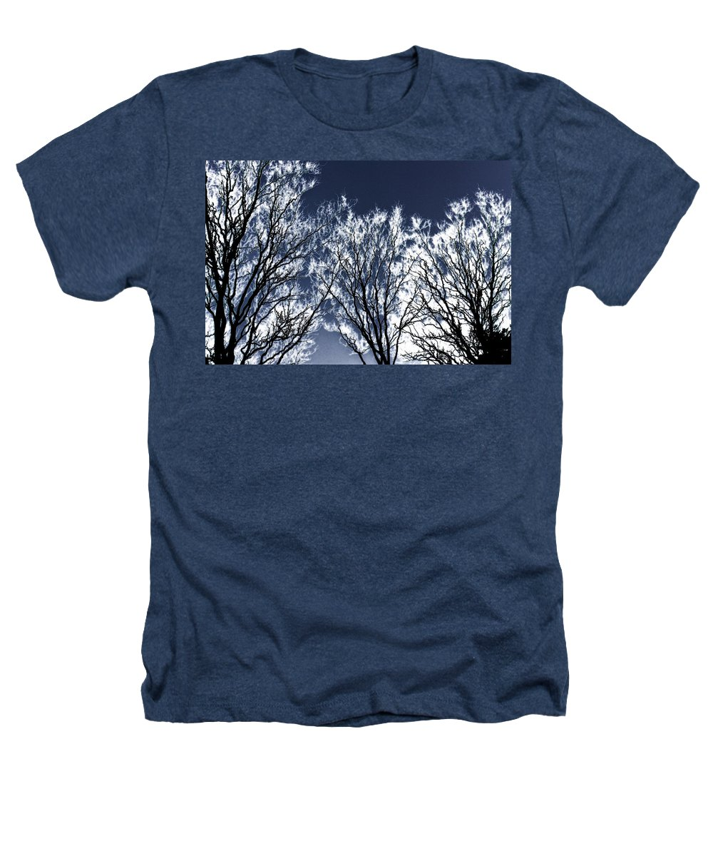 Scenic Heathers T-Shirt featuring the photograph Tree Fantasy 2 by Lee Santa