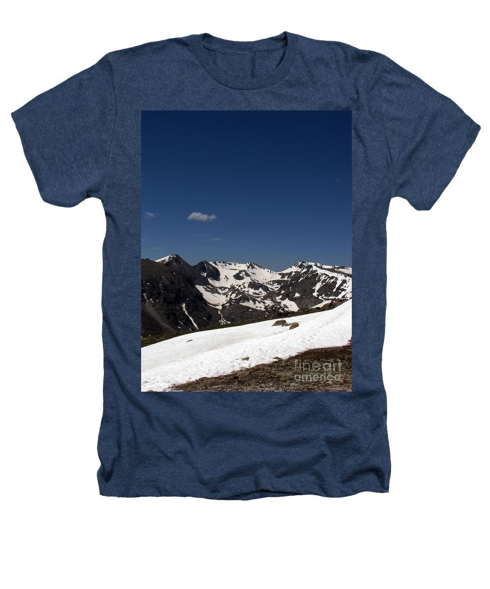 Colorado Heathers T-Shirt featuring the photograph Vast Mother by Amanda Barcon