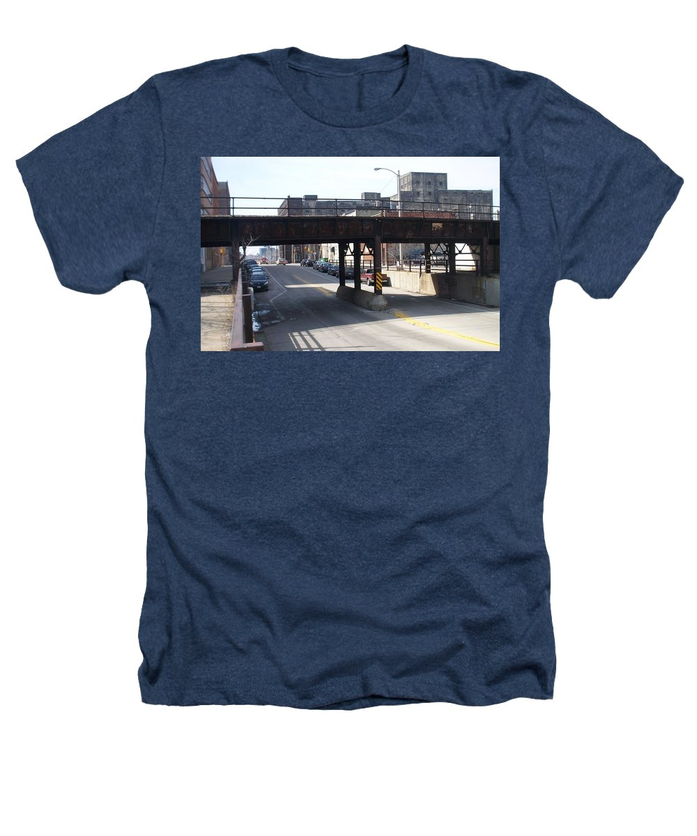 Walker's Point Heathers T-Shirt featuring the photograph Walker's Point 4 by Anita Burgermeister