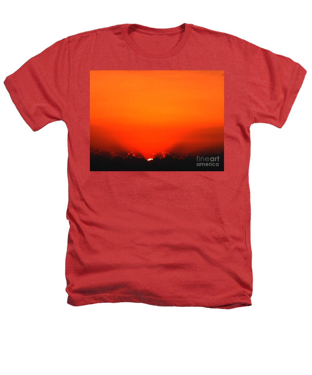 Sun Heathers T-Shirt featuring the photograph A New Day by Amanda Barcon