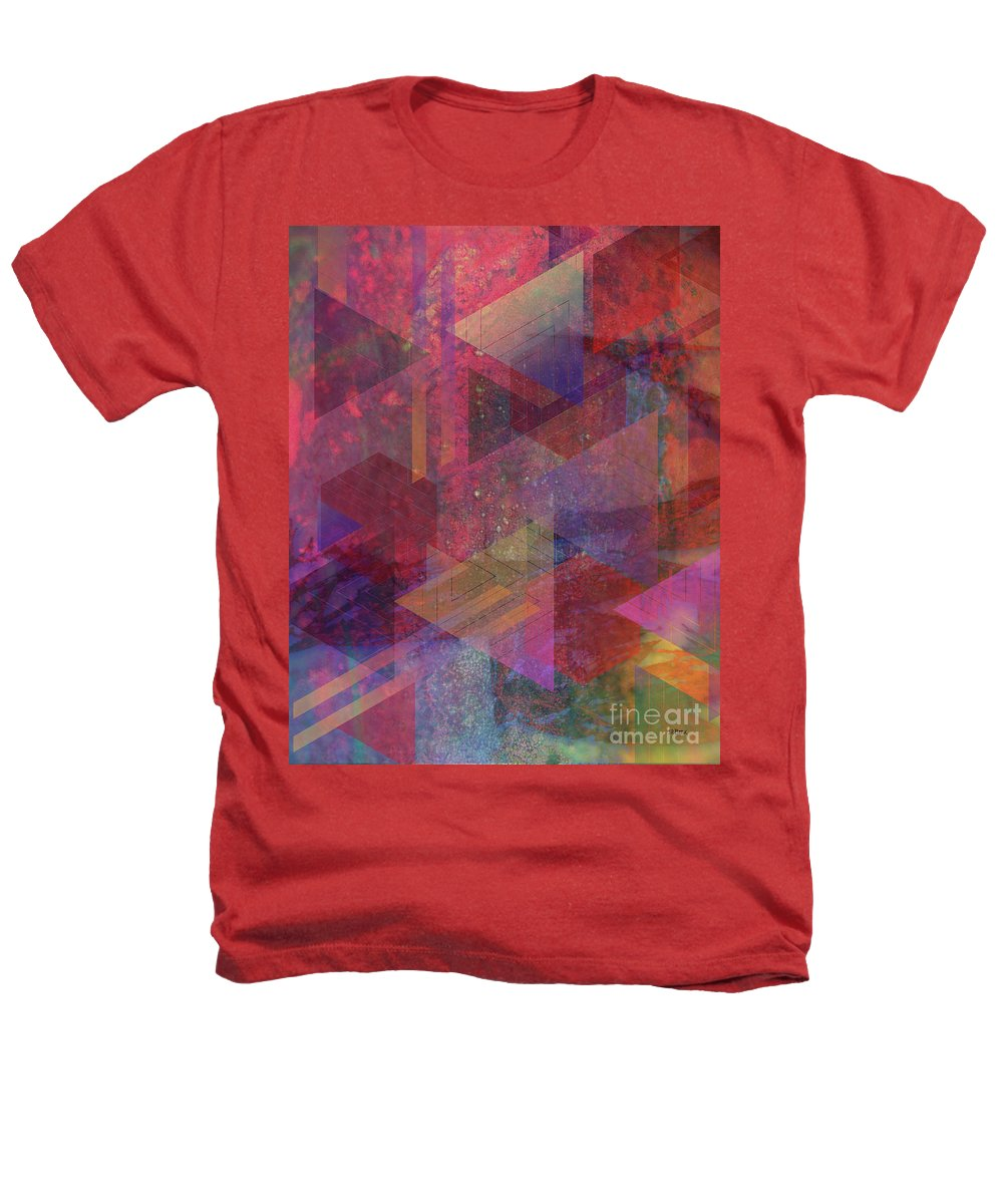 Another Place Heathers T-Shirt featuring the digital art Another Place by John Beck