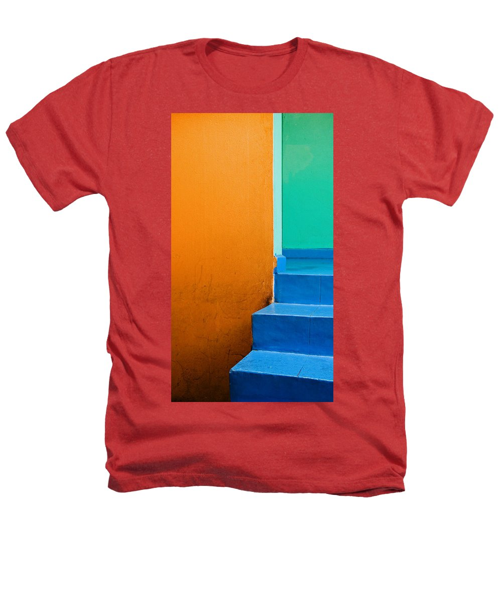 Oaxaca Heathers T-Shirt featuring the photograph Creamsicle by Skip Hunt
