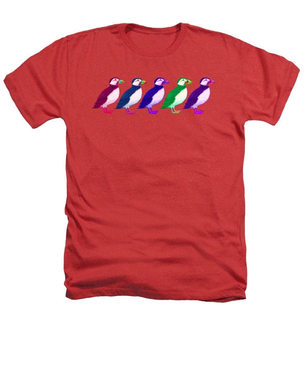 Puffin Heathers T-Shirts
