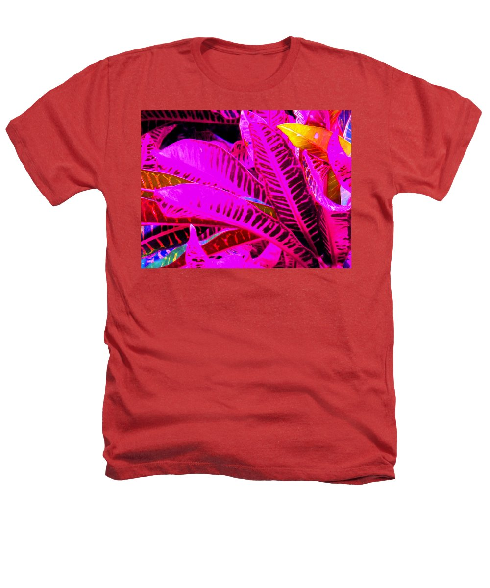 Pink Heathers T-Shirt featuring the photograph Romney Pink by Ian MacDonald