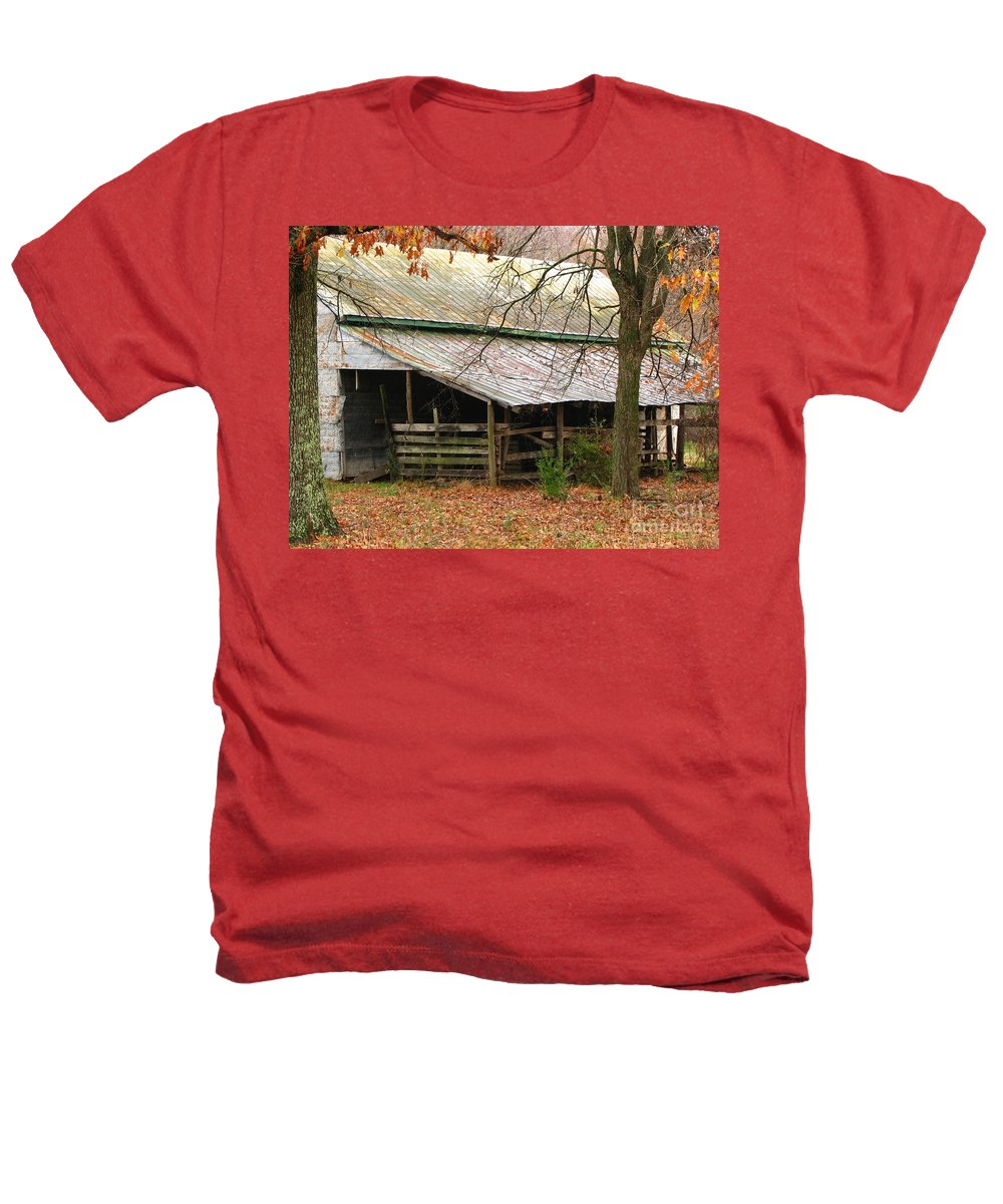 Rural Heathers T-Shirt featuring the photograph Rural by Amanda Barcon