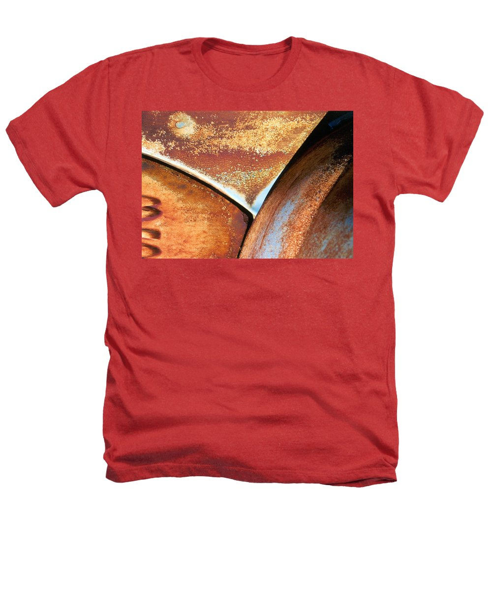 Abstract Heathers T-Shirt featuring the photograph The Feminine Mystique by Steve Karol