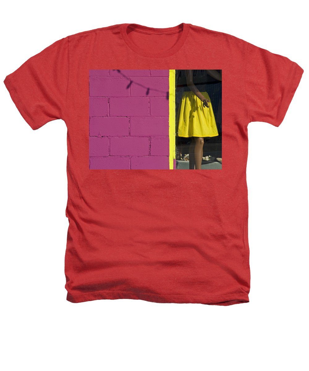 Woman Heathers T-Shirt featuring the photograph Waiting by Skip Hunt