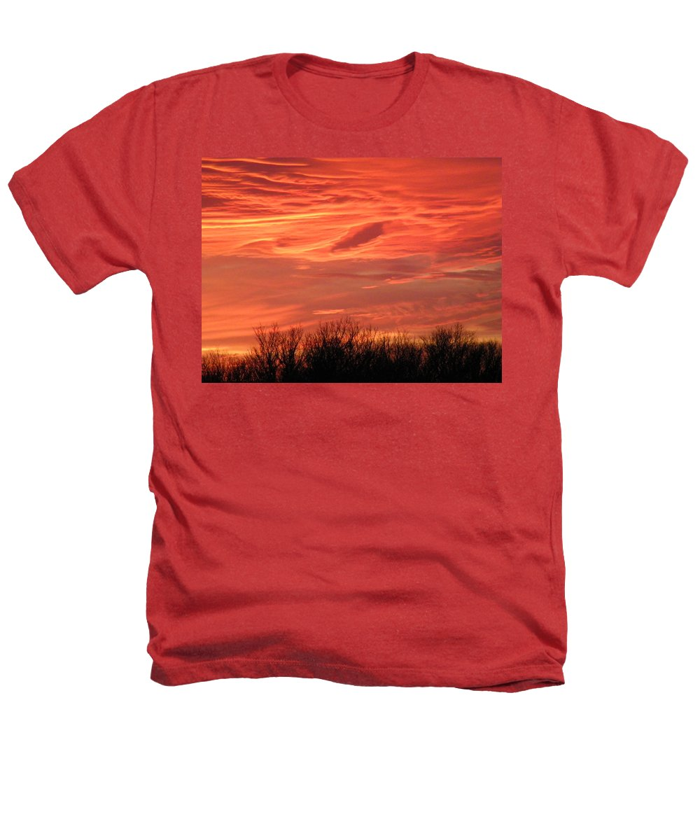 Sunset Heathers T-Shirt featuring the photograph Who Needs Jupiter by Gale Cochran-Smith