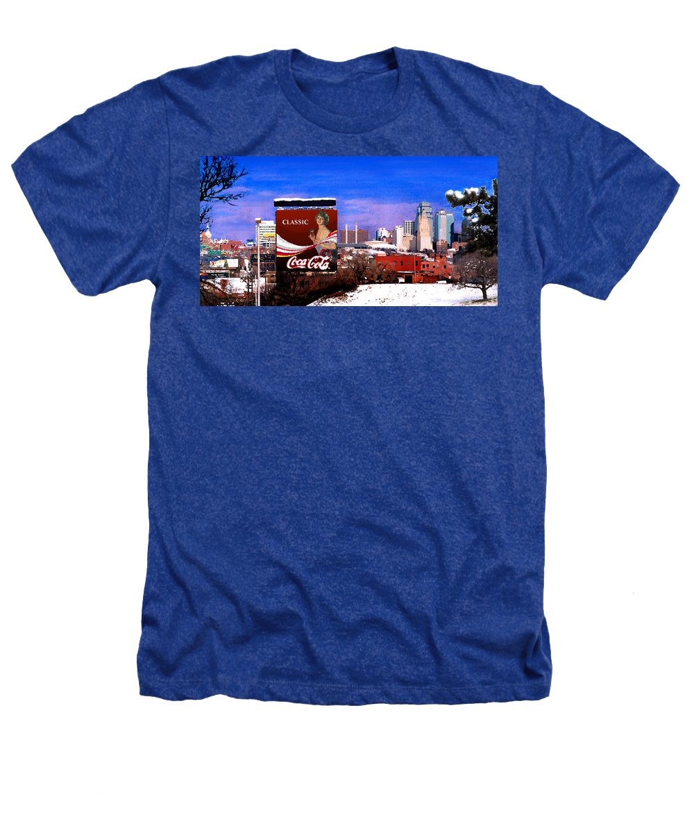 Landscape Heathers T-Shirt featuring the photograph Classic by Steve Karol