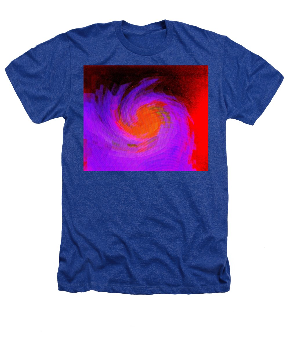 Abstract Heathers T-Shirt featuring the digital art Escape by Ian MacDonald