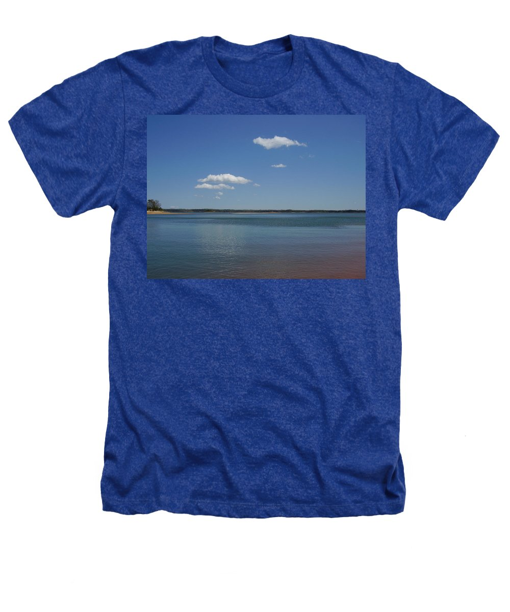 Lake Hartwell Heathers T-Shirt featuring the photograph Lake Hartwell by Flavia Westerwelle