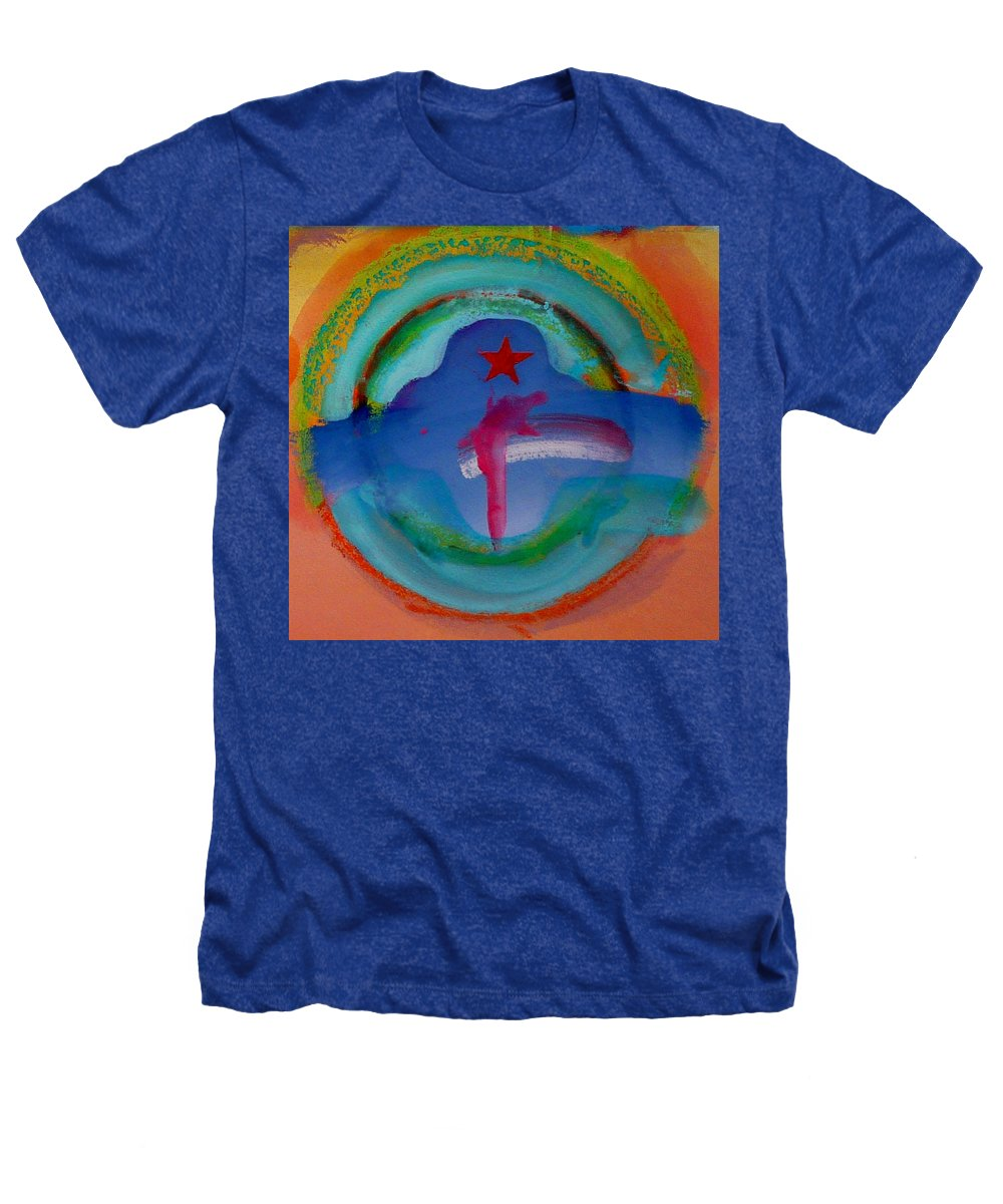 Logo Heathers T-Shirt featuring the painting one by Charles Stuart