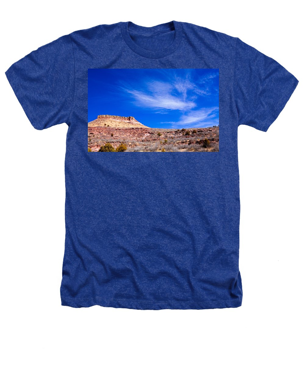 Red Heathers T-Shirt featuring the photograph Outside Lyons Colorado by Marilyn Hunt
