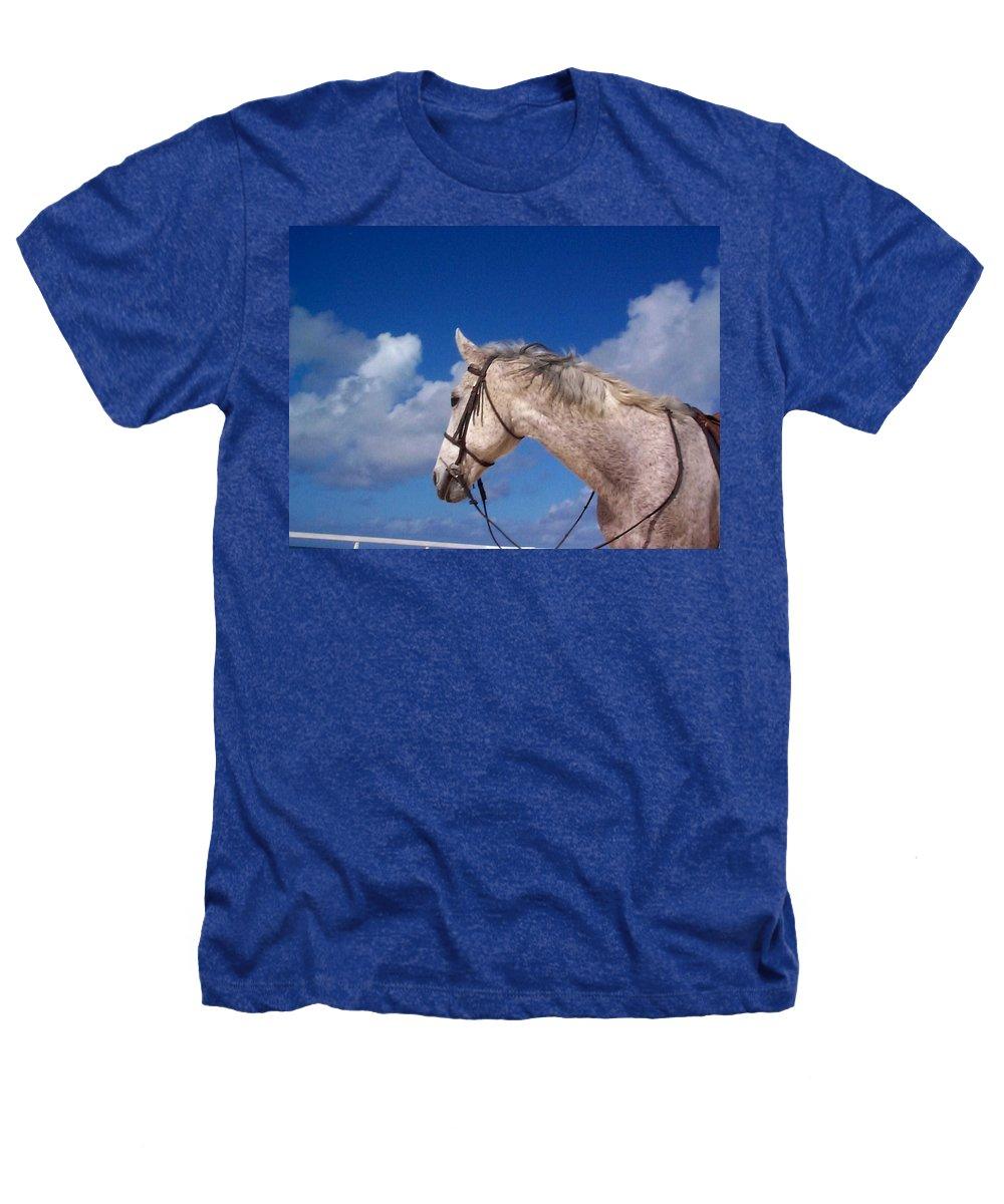Charity Heathers T-Shirt featuring the photograph Pancho by Mary-Lee Sanders