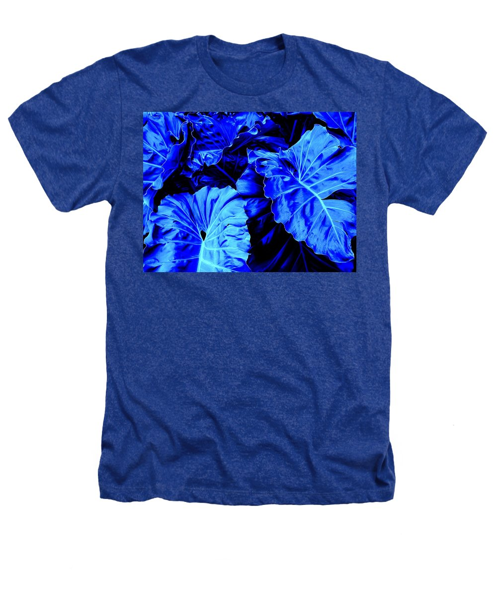 Blue Heathers T-Shirt featuring the photograph Romney Blue by Ian MacDonald