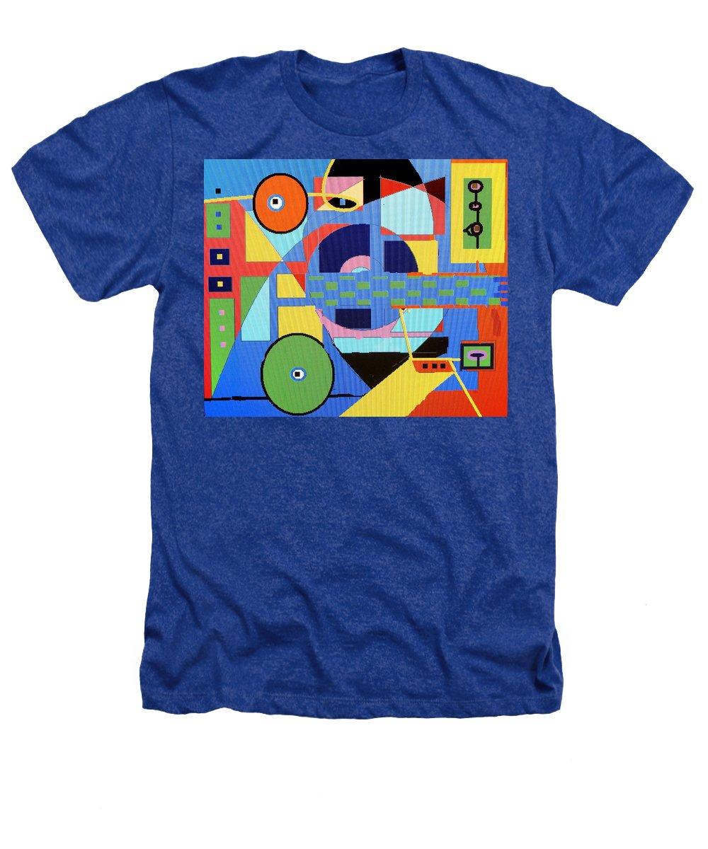 Digital Drawing Heathers T-Shirt featuring the digital art Scorpion King by Ian MacDonald