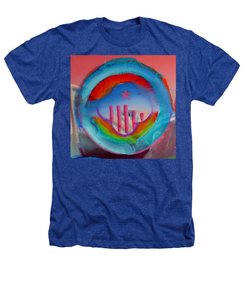 Logo Heathers T-Shirt featuring the painting Ship Of State by Charles Stuart