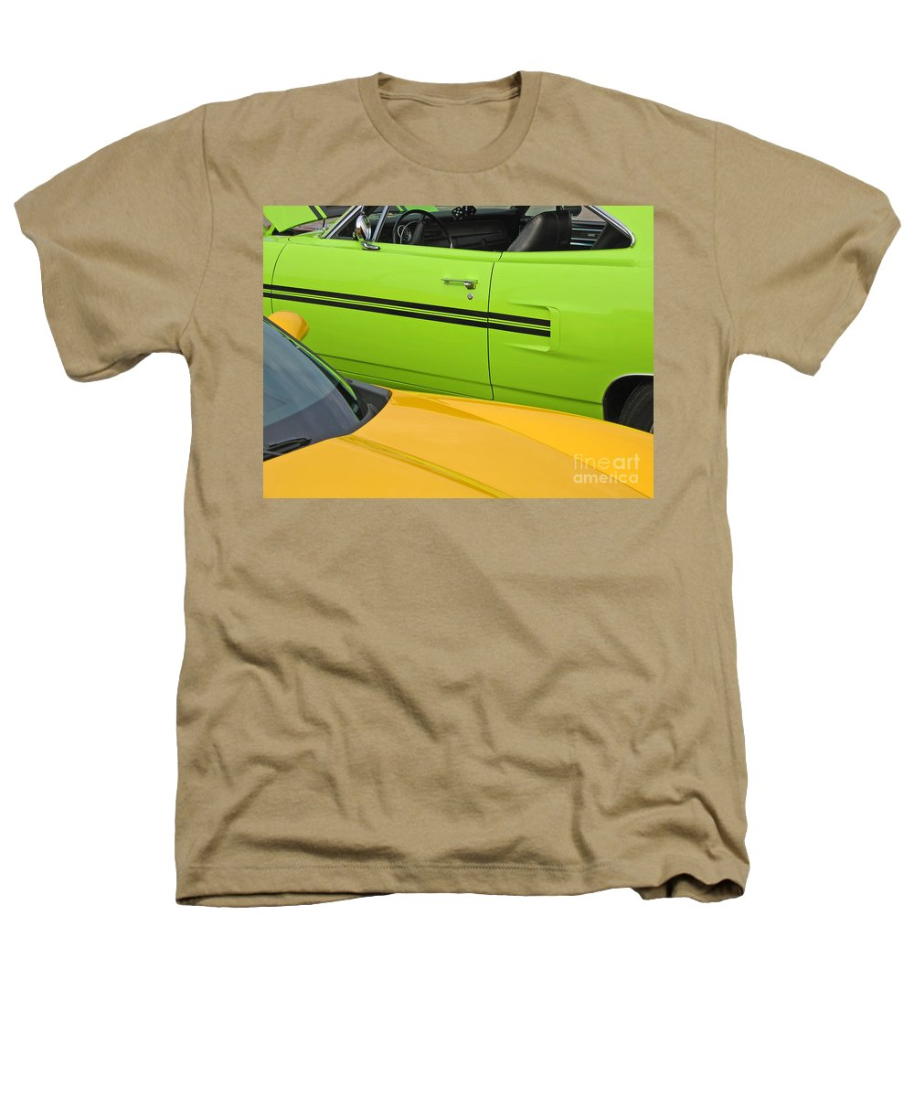 Car Heathers T-Shirt featuring the photograph Classy Classics by Ann Horn