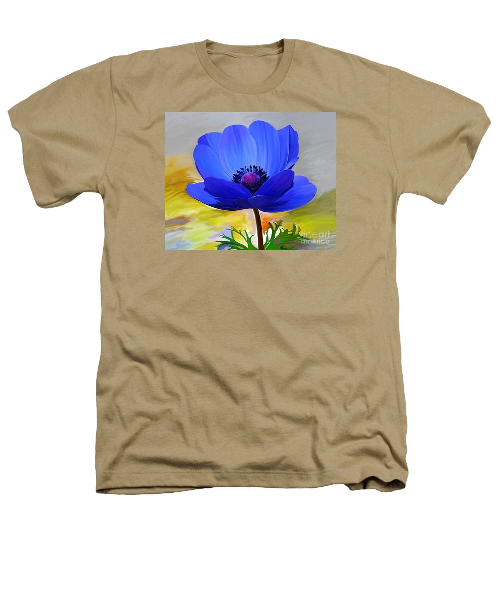Fine Art Heathers T-Shirt featuring the painting Lord Lieutenant by Patricia Griffin Brett