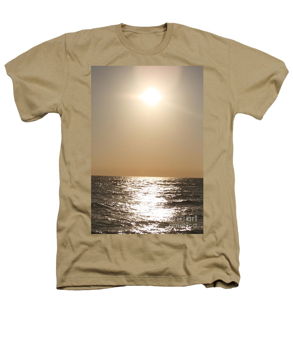 Silver Heathers T-Shirt featuring the photograph Silver And Gold by Nadine Rippelmeyer