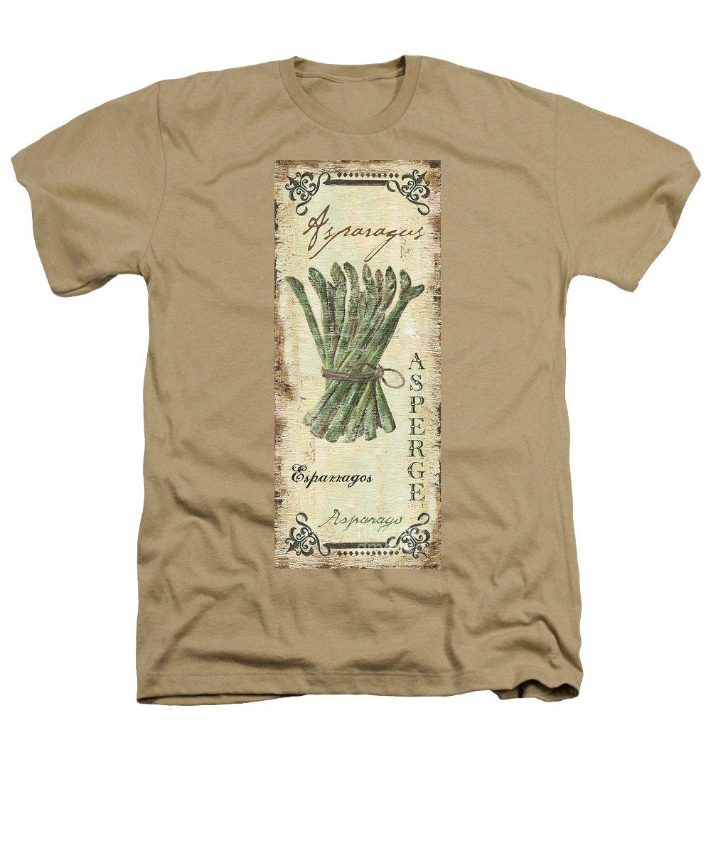 Asparagus Heathers T-Shirts