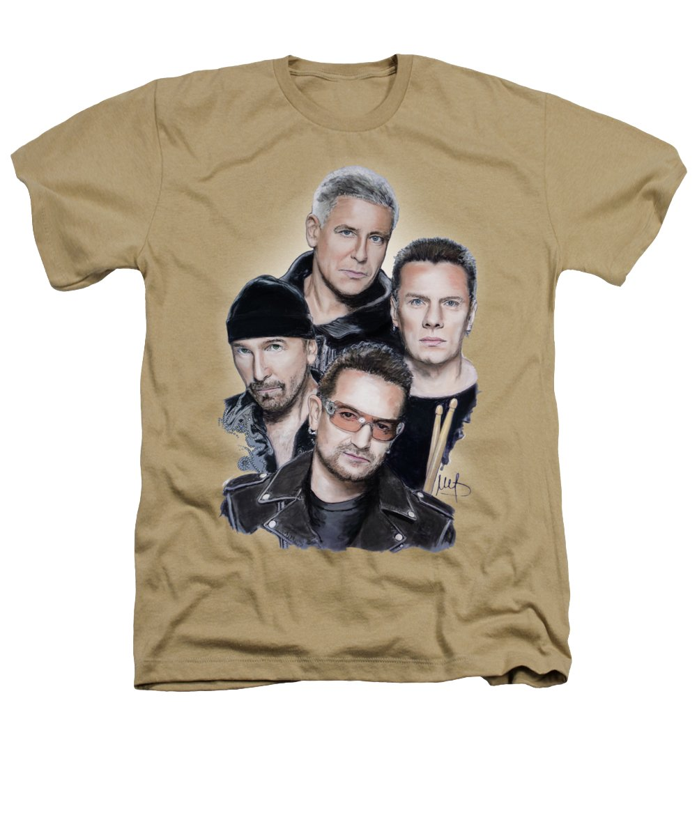 U2 Heathers T-Shirts
