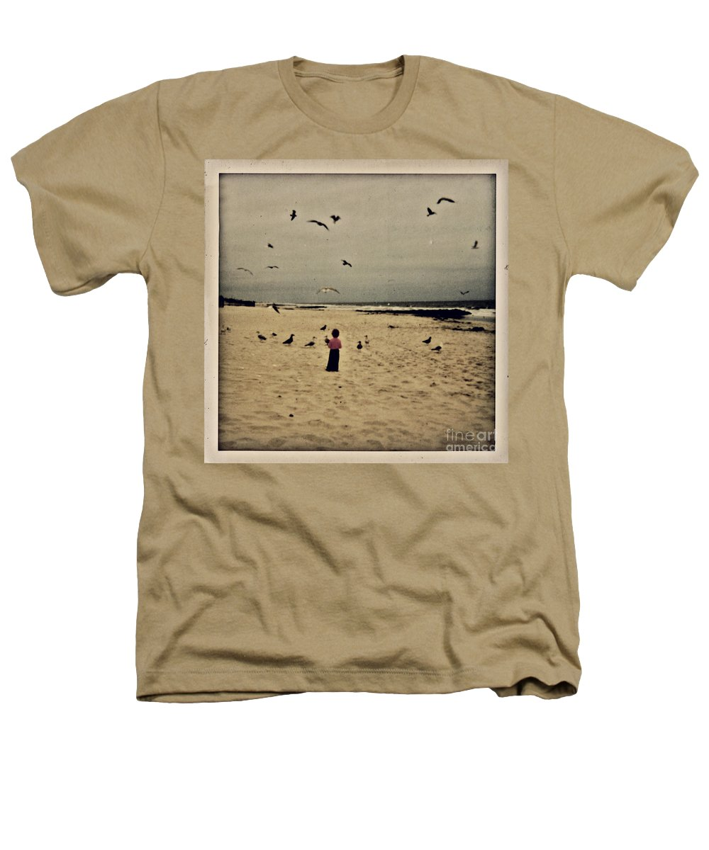 Ocean Heathers T-Shirt featuring the photograph When Promises Were For Keeps by Dana DiPasquale