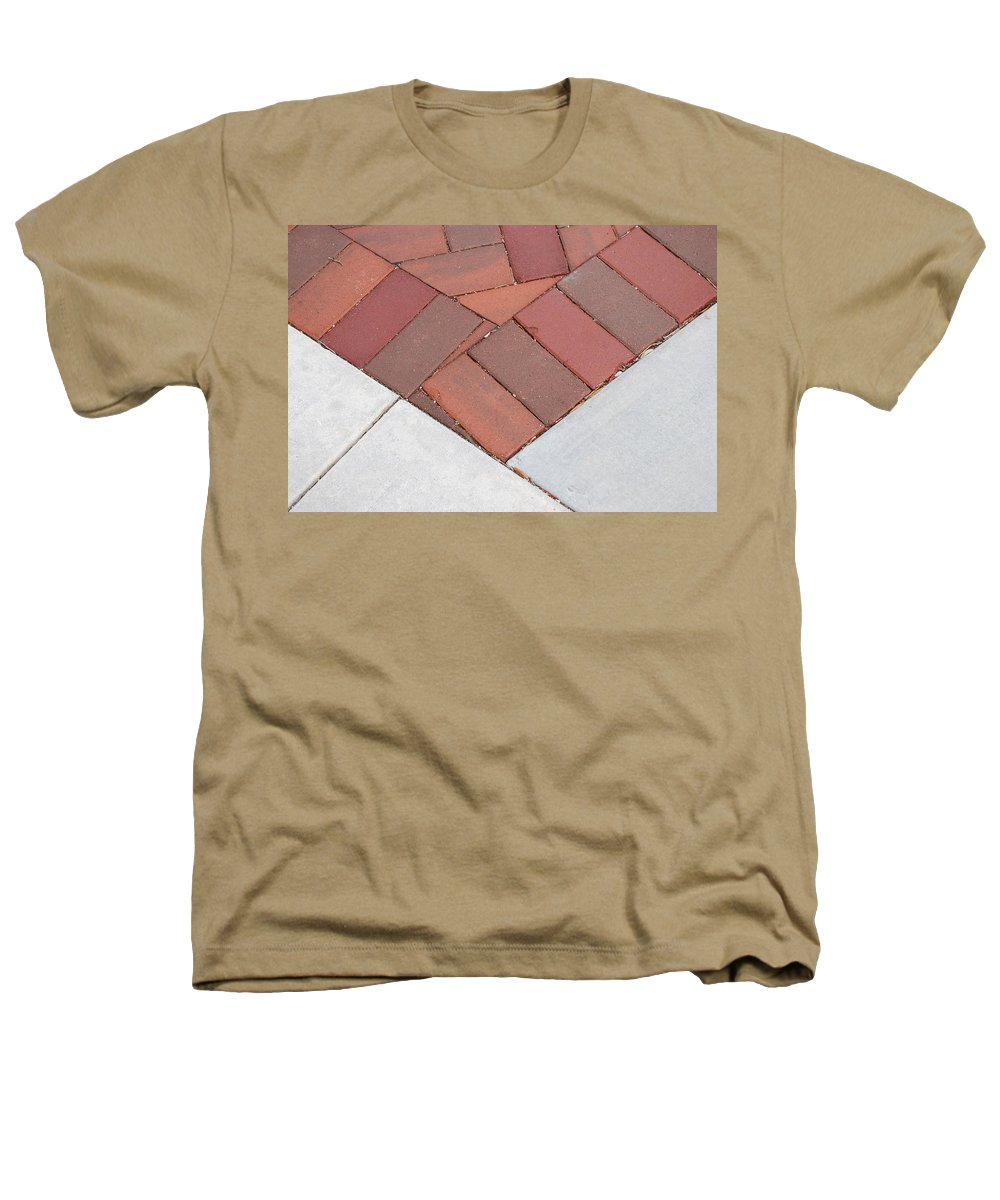 Bricks Heathers T-Shirt featuring the photograph Angles by Rob Hans