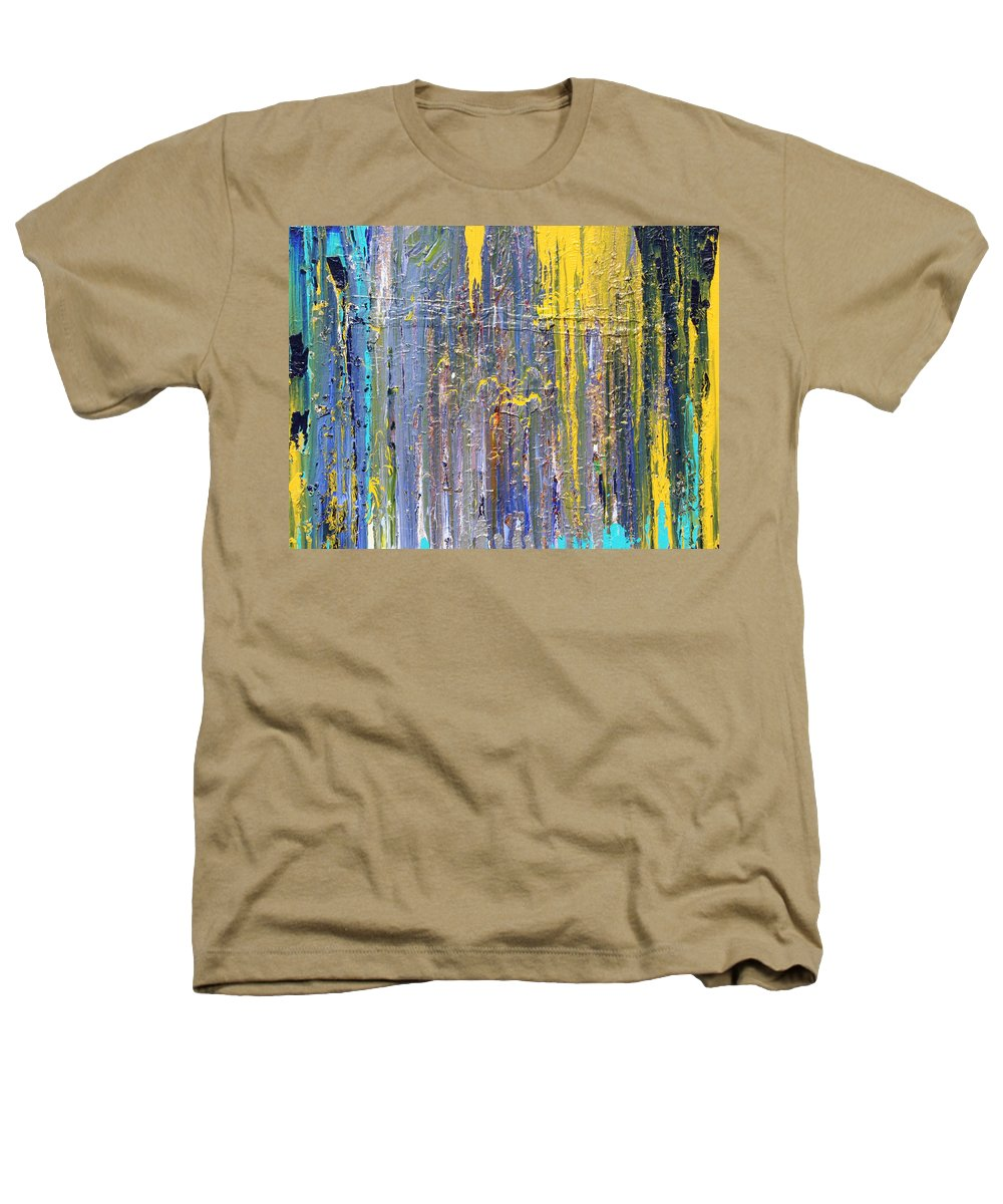 Fusionart Heathers T-Shirt featuring the painting Arachnid by Ralph White
