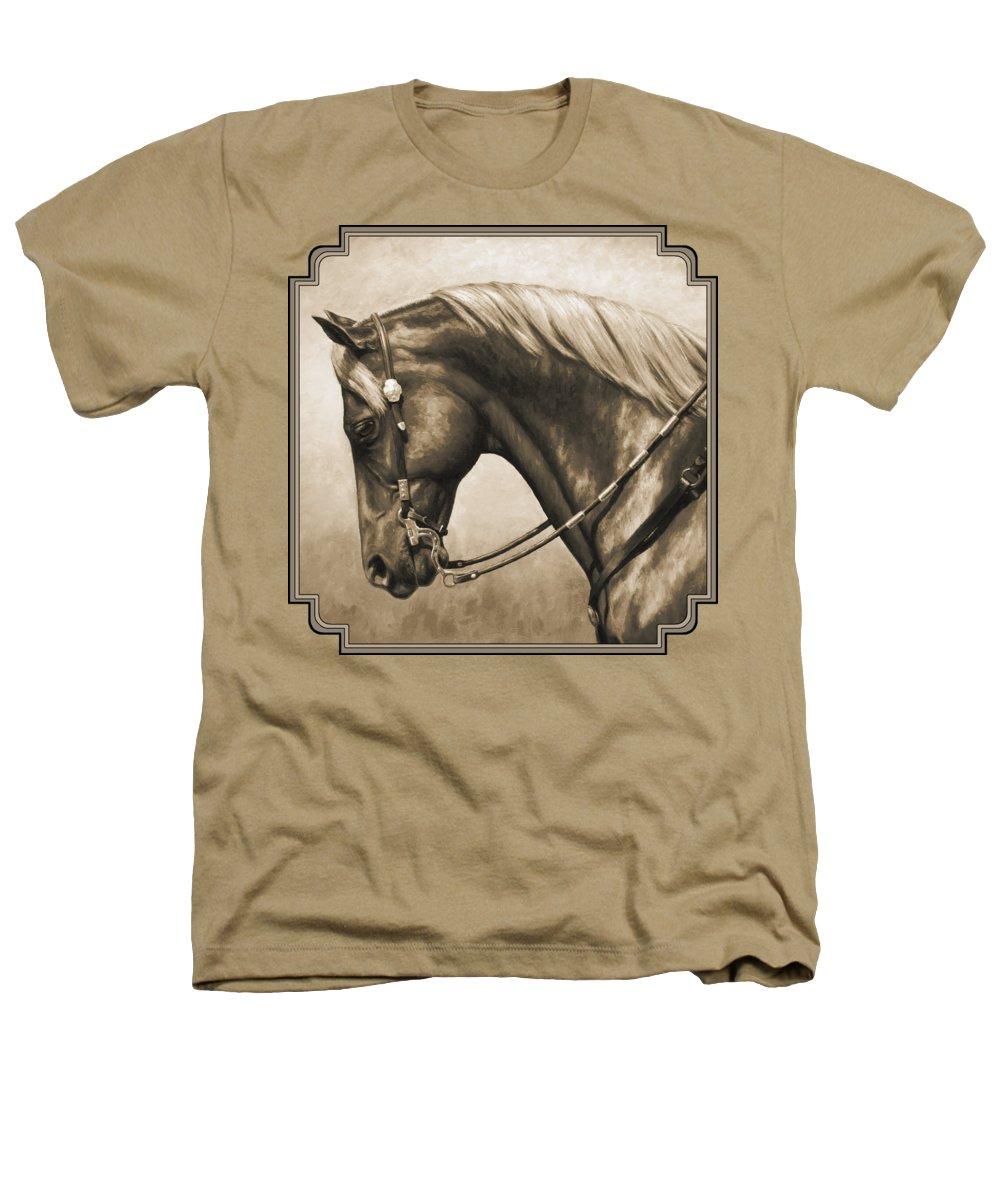 Horse Heathers T-Shirts