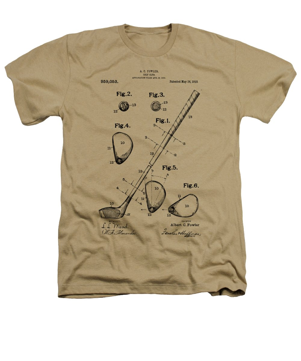 Golf Heathers T-Shirts